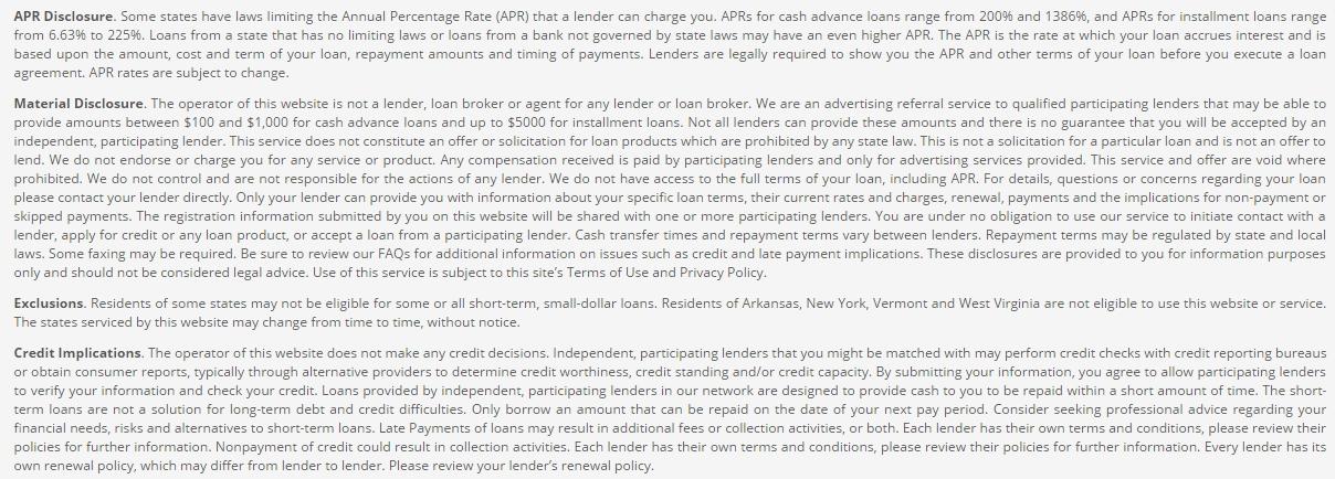 Cash loans pierre sd picture 8