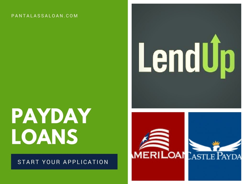payday loan lenders comparison